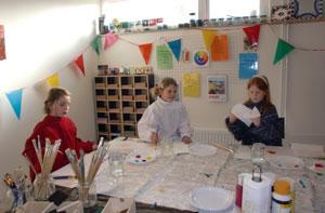 kinderpartijtje-schilderen-2